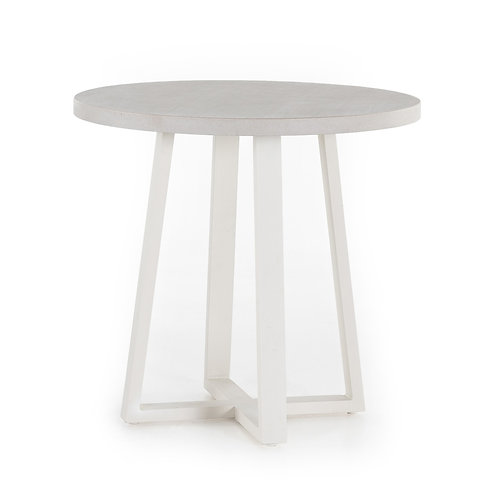 Cyrus Outdoor Round Dining Table 2