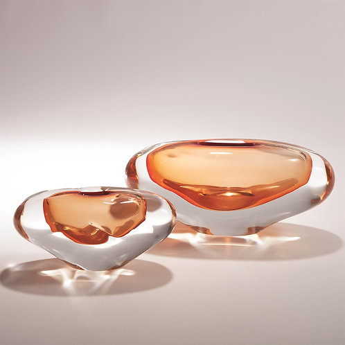 Abstract Bean Vase - Persimmon (多款可選)
