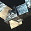 Thumbnail: Pyrite Crystal A - Acrylic Dry Mount (Kelly Hoppen Collection)
