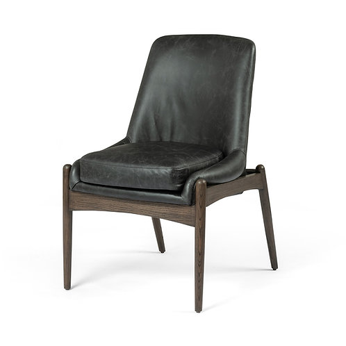 Braden Leather Dining Chair 2