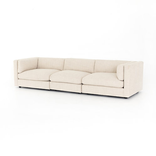Cosette 3-Pc Sectional