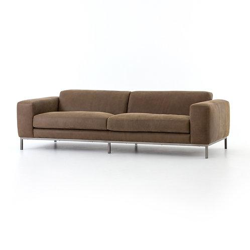 Benedict Leather Sofa
