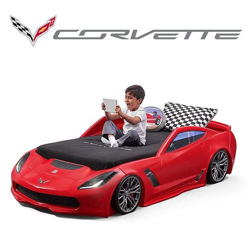 飆速 Z06 賽車床 (Toddler/Twin)