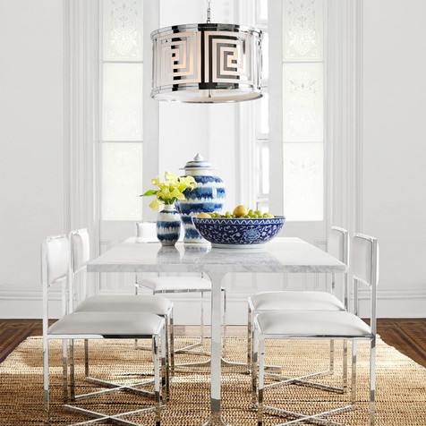 Fresh Chinoiserie - Dining Room