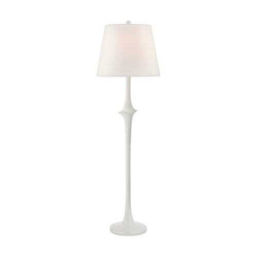 Bates Large Sculpted Floor Lamp (Chapman & Myers Collection, More Options)