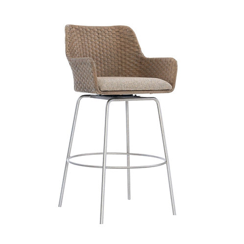 Meade Swivel Bar Stool