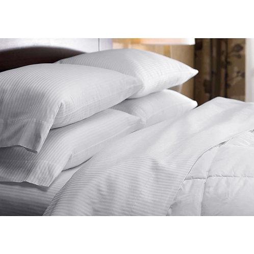 Westin White Stripe Bedding Set