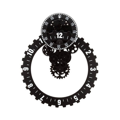 Industry Gear Wall Clock