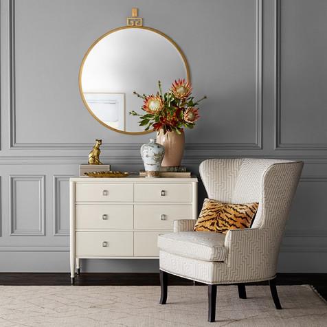 Metropolitan Chic - Living Room