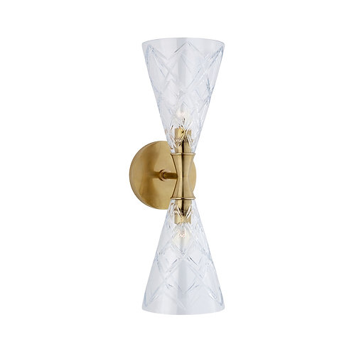 Darcy Double Sconce (Kate Spade NY Collection, 多色可選)