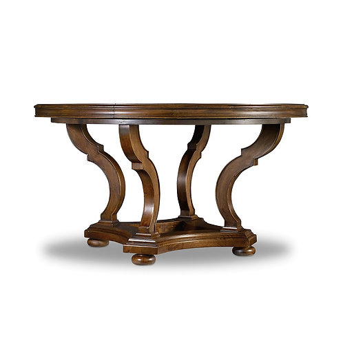 Archivist Round Dining Table