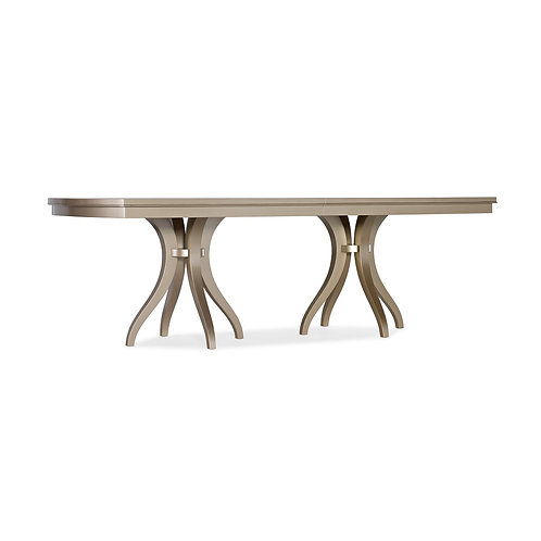 Melange Monique Rectangle Dining Table