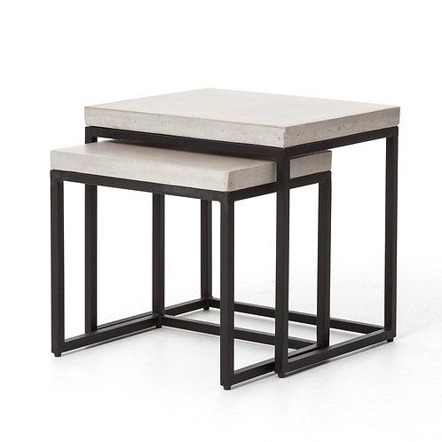Maximus Nesting Side Tables