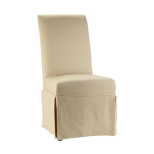 Clarice Skirted Chair (Set of 2)