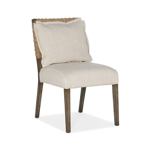 Sundance Woven Back Side Chair (Set of 2)