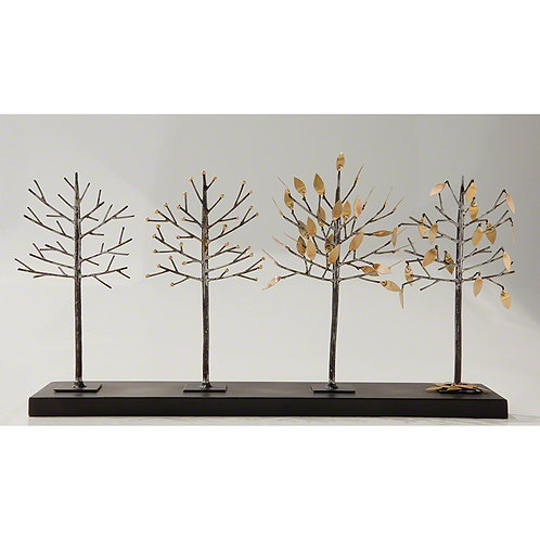 4 Seasons Tree Sculpture