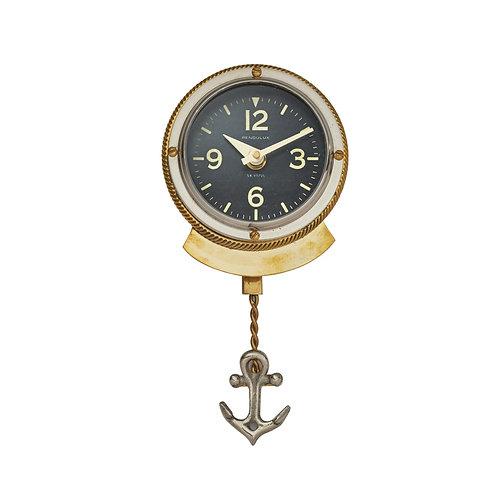 First Mate Wall Clock