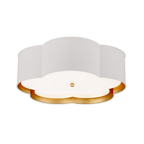 Bryce Large Flower Flush Mount (Kate Spade NY Collection, 多色可選)