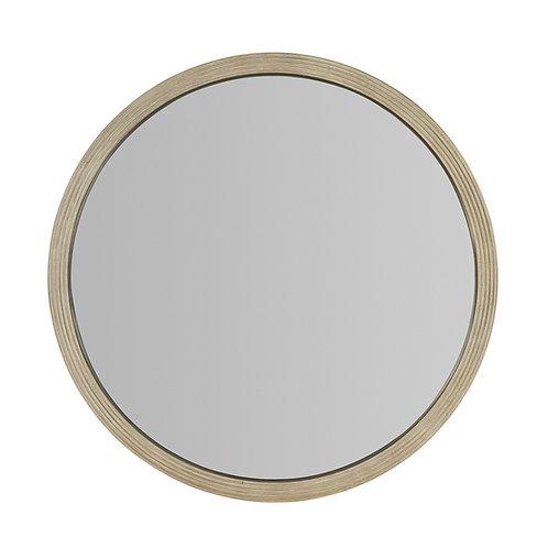 Cascade Round Mirror