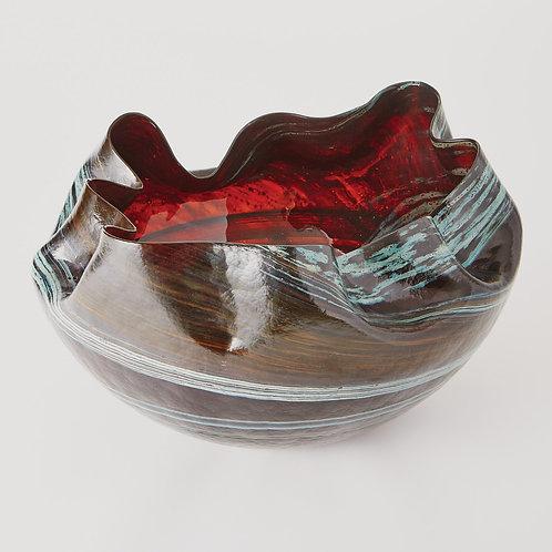 Cambrian Bowl - Topaz