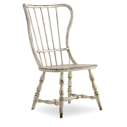Sanctuary Spindle Back Side Chair (Set of 2)