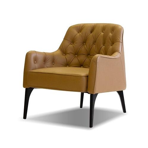 Ellington Occasional Leather Chair 2