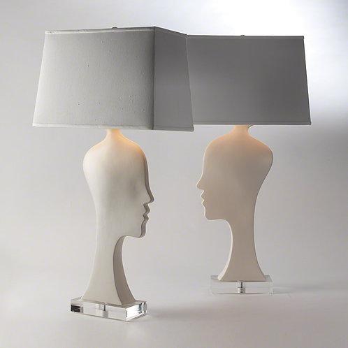 Silhouette Lamp 人物側影桌燈
