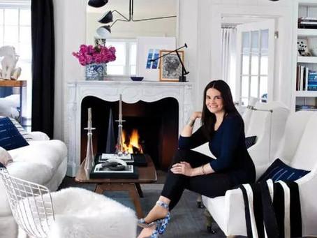 看紐約家居雜誌女主編 黑白雙色玩轉自己家