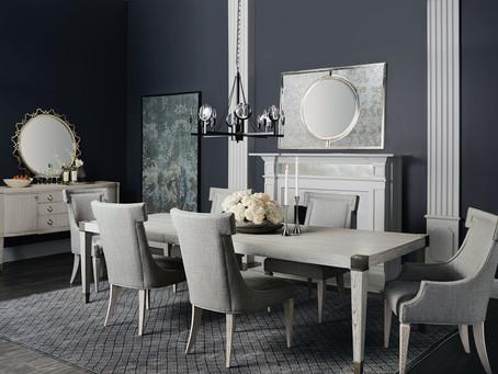 Domaine Blanc 系列 - 休閒和傳統並列的新古典風格