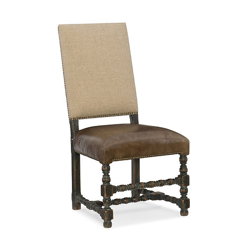 Comfort Upholstered Side Chair (Set of 2)
