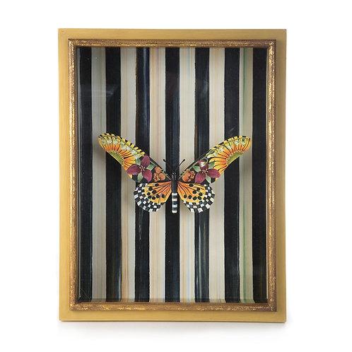 Monarch Butterfly Shadow Box