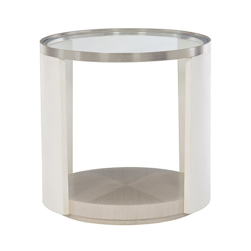 Axiom Round Chairside Table 3