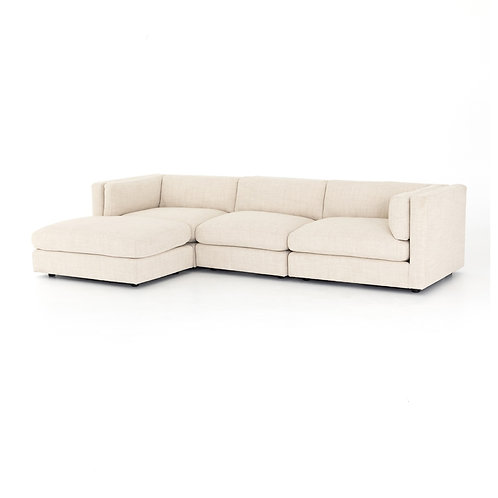 Cosette 4-Pc Sectional