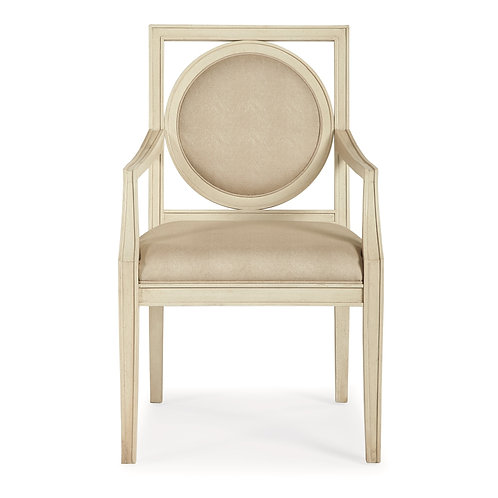 Salon Arm Chair (Set of 2)