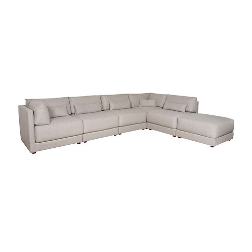 Dove Sectional 5 (More Options)