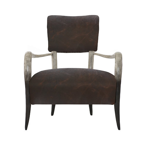 Elka Leather Chair 2