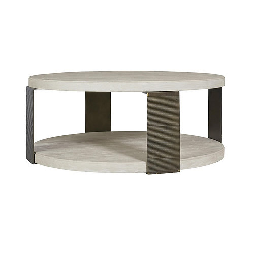 Modern Wilder Round Cocktail Table