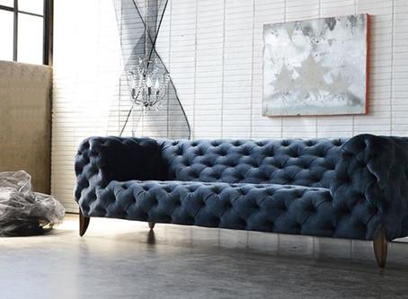 絲絨沙發/椅 - 輕鬆駕馭各種風格