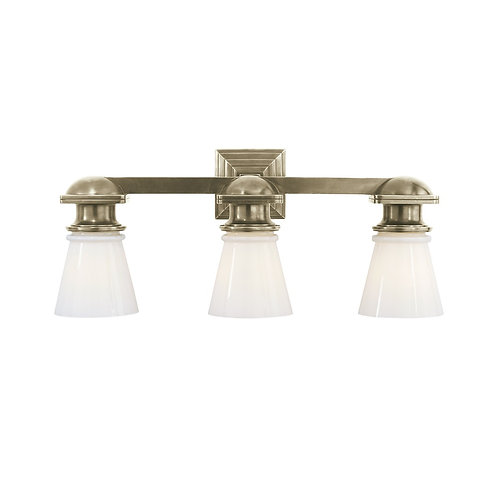 New York Subway Triple Light (E. F. Chapman Collection, More Options)