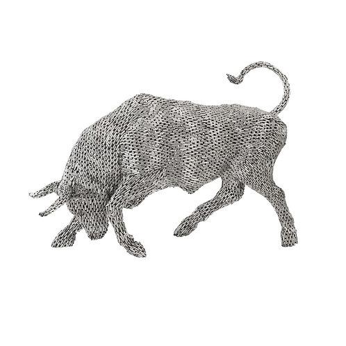 Bull Pipe Sculpture