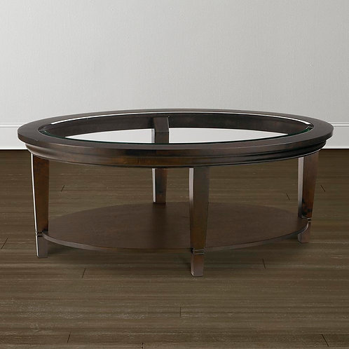 [客廳組合 B] Oval Cocktail Table