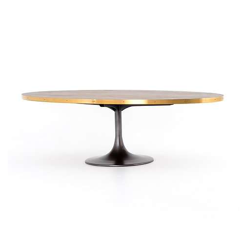 Evans Oval Dining Table