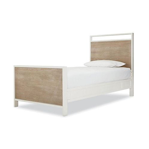 myRoom Panel Bed - TWIN
