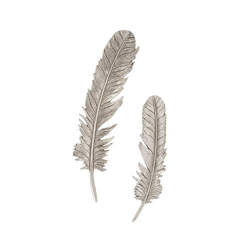 Feathers Wall Art 3 (Set of 2)