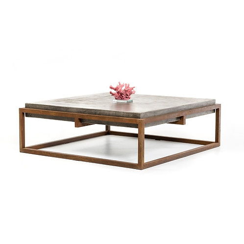 Shepard Concrete Coffee Table