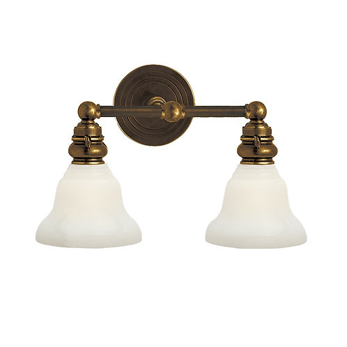 Boston Functional Double Light (E. F. Chapman Collection, More Options)