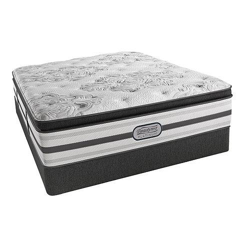 Simmons Beautyrest Platinum Ledger Luxury Firm Pillowtop Mattress