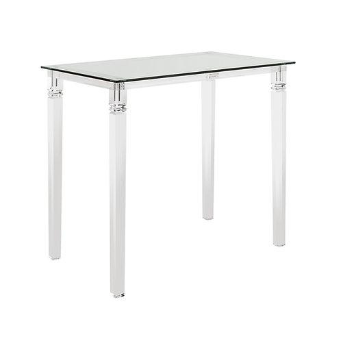 Amelie Acrylic Side Table