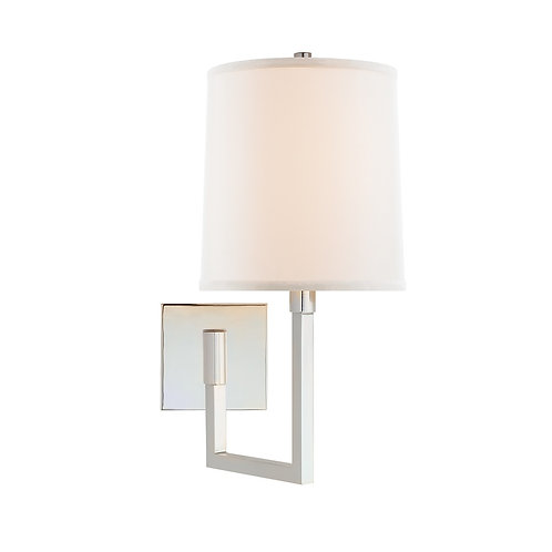Aspect Small Articulating Sconce (Barbara Barry Collection, 多色可選)