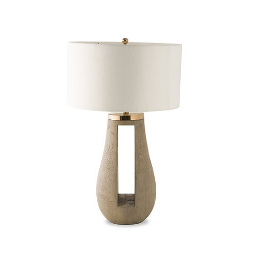 Gray Table Lamp (Kelly Hoppen Collection)